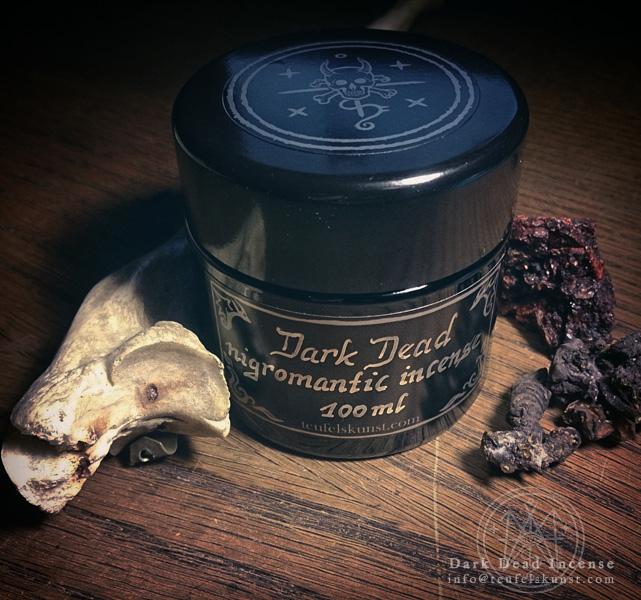 Dark Dead Incense